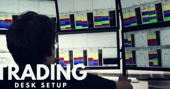 Trading Desk Setup – my trading workstation