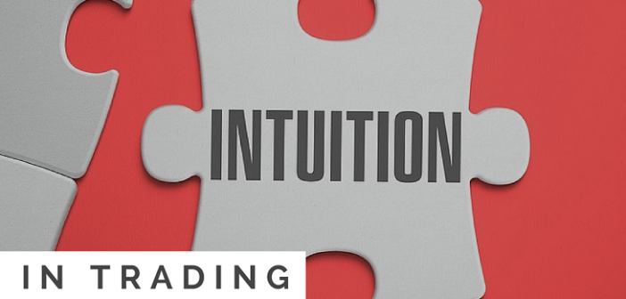 Intuition in trading