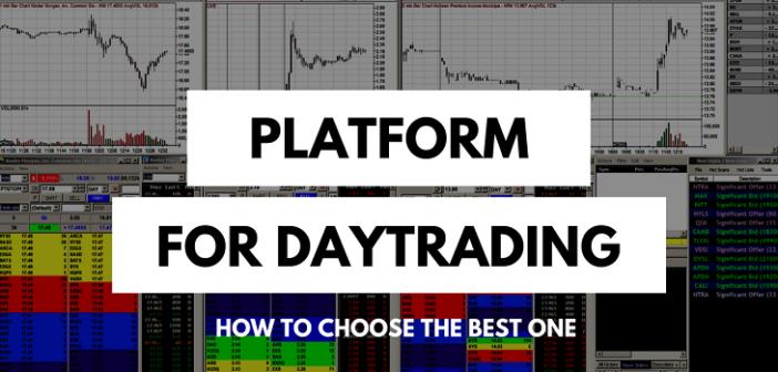 day trading platform