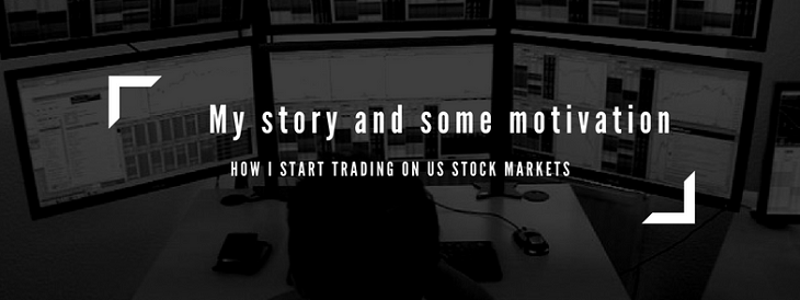 My forex story