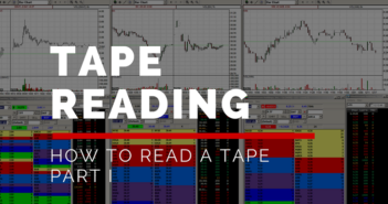 Tape reading