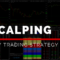 Day trading strategies - scalping